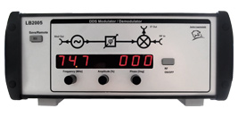 Pound Drever Hall Regulator (Modulator/Demodulator)